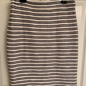 A line j crew skirt only worn once. Great quality
